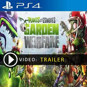 Plants vs Zombies Garden Warfare PS4 Digital Download und Box Edition