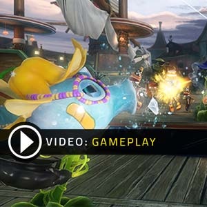 Plants vs Zombies Garden Warfare Gameplay Video