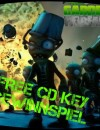 Plants vs Zombies Garden Warfare FREE CD Key Gewinnspiel