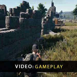 Playerunknowns Battlegrounds Gameplay Video