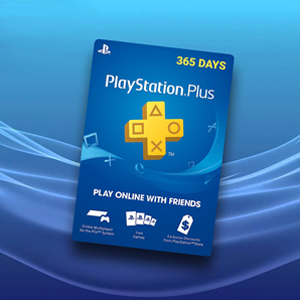 Playstation Plus 365 Days CARD - Spiel Karte
