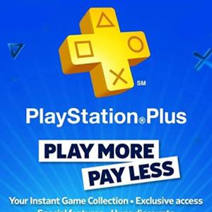 Playstation Plus 365 Days CARD - 365 Tage Abonnement