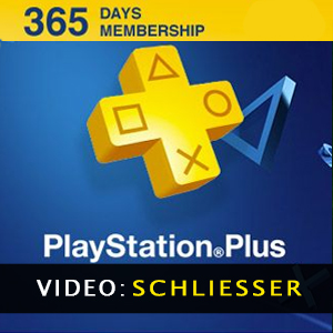 Playstation Plus 365 Tage Karte - Video Trailer