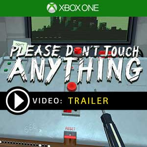 Please, Don't Touch Anything Xbox One Digital Download und Box Edition