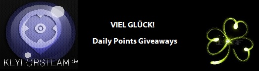 point giveaways banner