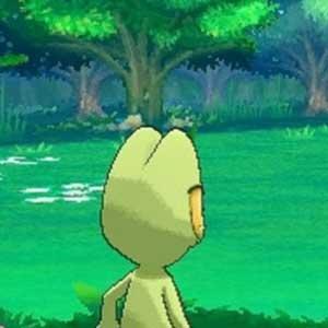 Pokemon Alpha Sapphire Nintendo 3DS Charaktere