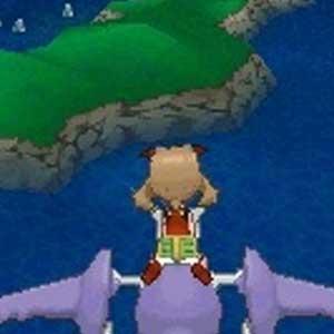 Pokemon Alpha Sapphire Nintendo 3DS Insel