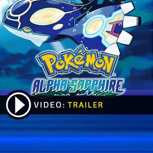 Pokemon Alpha Sapphire Nintendo 3DS Digital Download und Box Edition