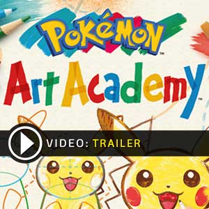 Pokemon Art Academy Nintendo 3DS Digital Download und Box Edition