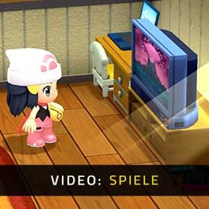 Pokémon Brilliant Diamond Nintendo Switch Gameplay Video