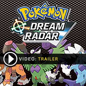 Pokemon Dreamradar Nintendo 3DS Digital Download und Box Edition
