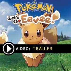 Pokemon Lets Go, Eevee Nintendo Switch Digital Download und Box Edition