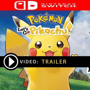 Pokemon Lets Go, Pikachu! Nintendo Switch Digital Download und Box Edition
