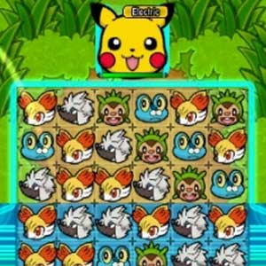Pokemon Link Battle Nintendo 3DS Pikachu