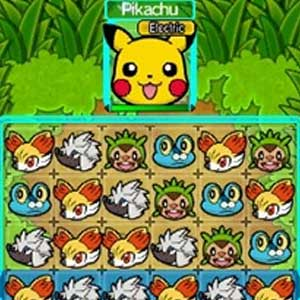 Pokemon Link Battle Nintendo 3DS Puzzle