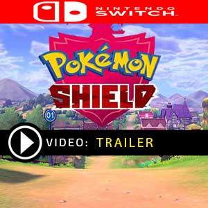 Pokemon Shield Nintendo Switch Digital Download und Box Edition