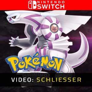 Pokémon Shining Pearl Nintendo Switch Video Trailer