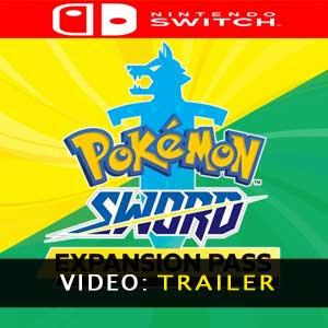 Pokémon Sword Expansion Pass-Trailer-Video
