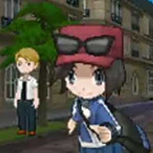Pokemon X Nintendo 3DS Charakter