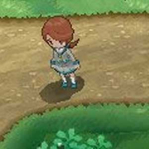Pokemon X Nintendo 3DS Gespräch