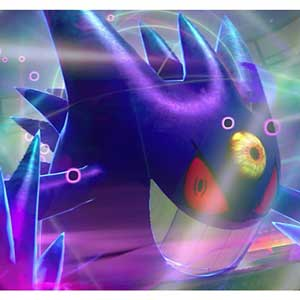Pokken Tournament Nintendo Wii U Gengar