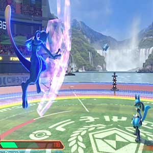 Pokken Tournament Nintendo Wii U Match