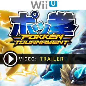 Pokken Tournament Nintendo Wii U Digital Download und Box Edition