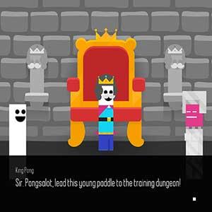 PONG Quest - König
