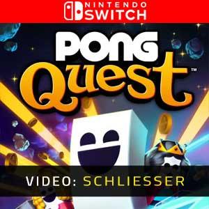 PONG Quest Nintendo Switch Video Trailer