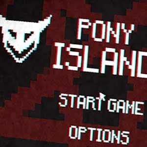 Pony Start Screen