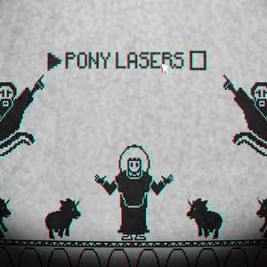 Pony Island Lasers
