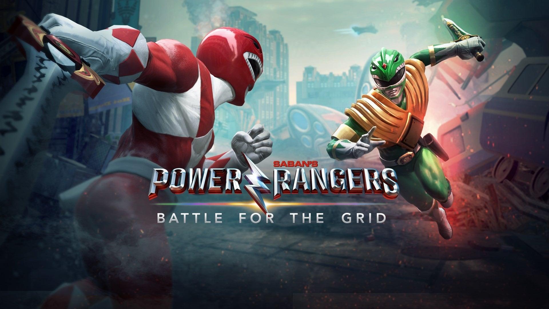 Dream Ranger-Battles in Power Rangers Battle for the Grid