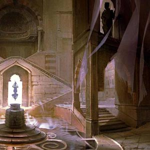 Prince of Persia The Forgotten Sands Tempel