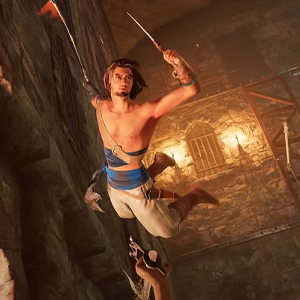 Prince of Persia The Sands of Time Remake Prinz
