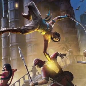 Prince of Persia The Sands of Time Remake Angriff