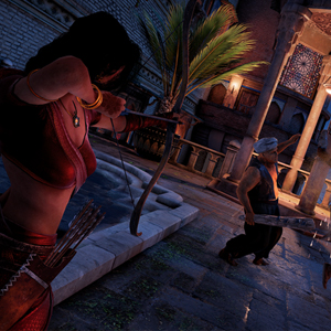 Prince of Persia The Sands of Time Remake Farah
