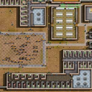 Prison Architect Bau