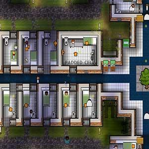 Prison Architect Psych Ward Warden