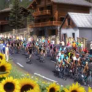 Pro Cycling Manager 2015 Cyclers von dem Startpunkt