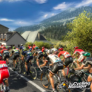 Pro Cycling Manager 2017 Gameplay Bild