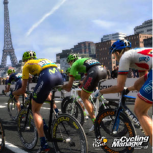 Pro Cycling Manager 2017le tour de france