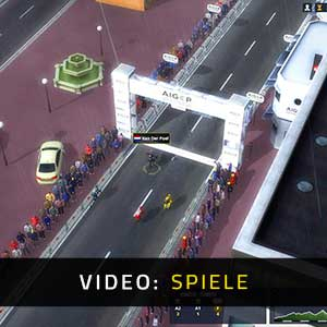 Pro Cycling Manager 2021 Gameplay Video