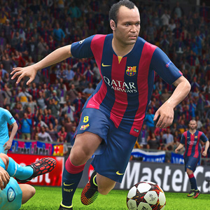 Pro Evolution Soccer 2015 Gameplay Screenshot