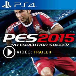 Pro Evolution Soccer 2015 PS4 Digital Download und Box Edition