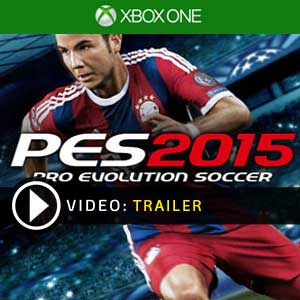 Pro Evolution Soccer 2015 Xbox one Digital Download und Box Edition