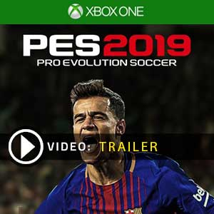 Pro Evolution Soccer 2019 Xbox One Digital Download und Box Edition