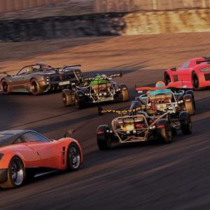 Project Cars Race Spur