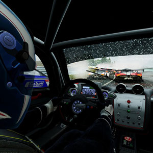 Project Cars Rennfahrer