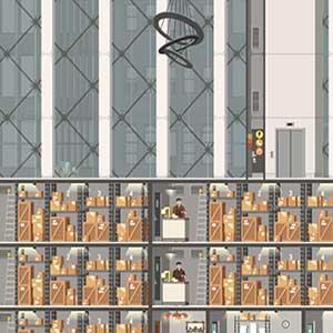 Baue Wohnblocks von Wohnungen