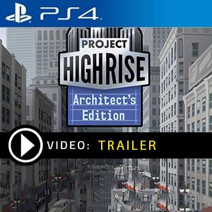 Project Highrise Architects Edition PS4 Digital Download und Box Edition
